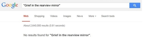 griefintherearviewmirror